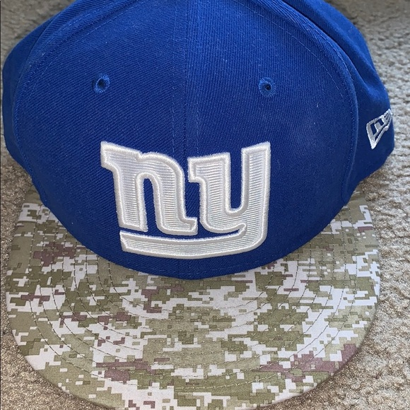 01a33e8e767 New York Giants Salute to Service hat